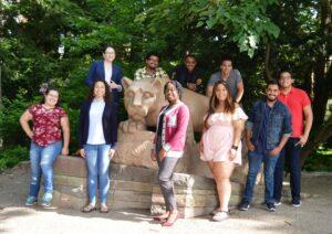 2019 Emerging Scholars Summer Mentoring Program Participants