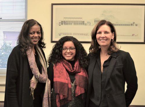 Leigh Soares, Thavolia Glymph, and Joan Malczewski