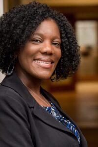 Dr. Crystal Sanders